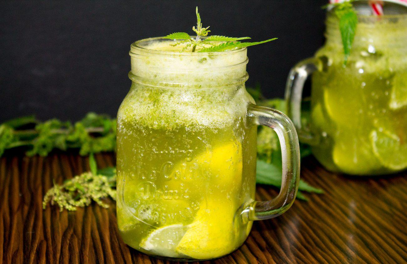 Nettleriña der gesunde Sommer Drink
