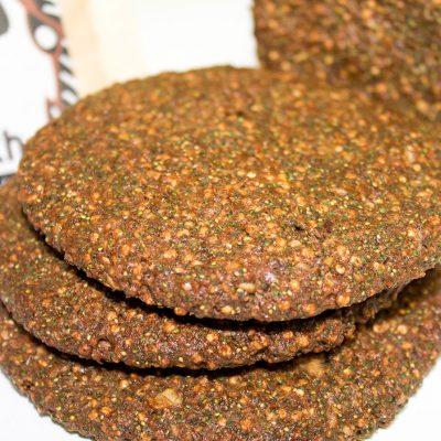 Brennesselsamen Cookies